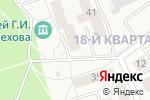 Схема проезда до компании Любимый в Шелехове