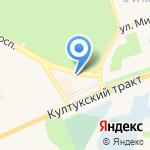 Автомир на карте Шелехова