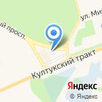 Михалыч на карте Шелехова