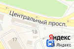 Схема проезда до компании Автомир в Шелехове