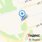 Таис на карте Шелехова