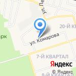 Шелеховский городской суд на карте Шелехова