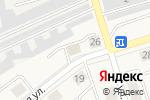 Схема проезда до компании Родной в Шелехове