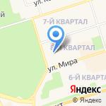 Подснежник на карте Шелехова