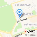 Лилия на карте Шелехова
