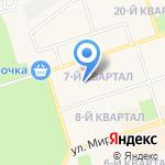 Шелеховский перинатальный центр на карте Шелехова