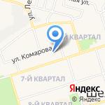 Центр помощи детям на карте Шелехова