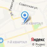 Управление по распоряжению муниципальным имуществом Администрации Шелеховского муниципального района на карте Шелехова