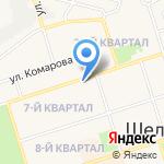 ДоставкаЦветовИркутск.РФ на карте Шелехова