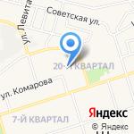 Каскад-Сервис на карте Шелехова