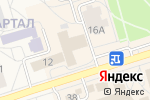 Схема проезда до компании Сеть платежных терминалов, Сбербанк, ПАО в Шелехове
