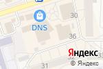 Схема проезда до компании Мисс Мебель в Шелехове