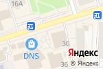 Схема проезда до компании Qiwi в Шелехове
