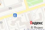Схема проезда до компании Зебра в Шелехове