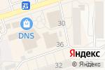 Схема проезда до компании Пряжа в Шелехове