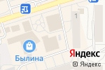 Схема проезда до компании Мясо-рыба-колбаса в Шелехове