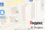 Схема проезда до компании Baik-Al в Шелехове