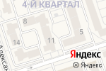 Схема проезда до компании Ананас в Шелехове