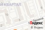 Схема проезда до компании Хозяюшка в Шелехове