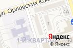 Схема проезда до компании Галла в Шелехове