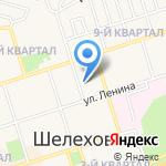 Harat`s pub на карте Шелехова