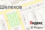Схема проезда до компании Экспресскредит 24 в Шелехове