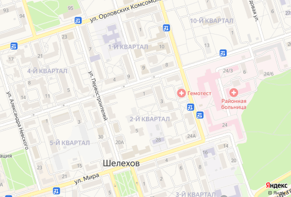 жилой комплекс Жарки