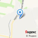 Сибстройтехмонтаж на карте Шелехова