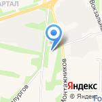Аргумент на карте Шелехова