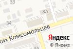 Схема проезда до компании Продуктовый магазин в Шелехове