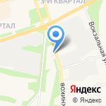 Цунами на карте Шелехова
