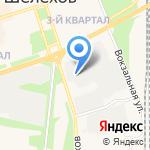 Квант-сервис на карте Шелехова