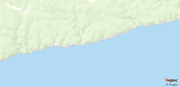 Баклань на карте