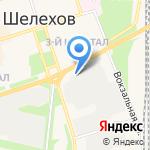 Архивный отдел на карте Шелехова
