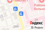 Схема проезда до компании Фантазия в Шелехове