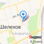 25 часов на карте Шелехова