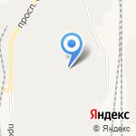 Сибирские терема на карте Шелехова