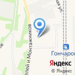 Банкомат на карте Шелехова