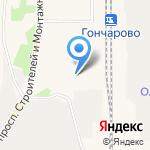 Областной сборный пункт на карте Шелехова