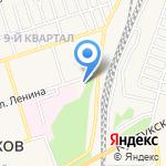 Шелеховский областной противотуберкулезный диспансер на карте Шелехова