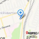 Буратино на карте Шелехова