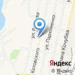 Комплексный центр социального обслуживания Иркутского и Шелеховского районов на карте Шелехова