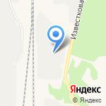 Шелеховский асфальто-бетонный завод на карте Шелехова