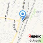 Магазин строительных и отделочных материалов на карте Шелехова