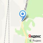 Шиномонтажная мастерская на карте Шелехова