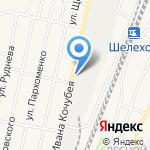 TransLine38 на карте Шелехова