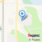 Территориальный отдел Агентства лесного хозяйства Иркутской области по Шелеховскому лесничеству на карте Шелехова