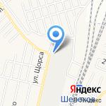 Иркутскзверопром на карте Шелехова