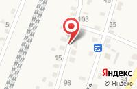 Схема проезда до компании Металлург в Шелехове