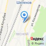Все для вас на карте Шелехова